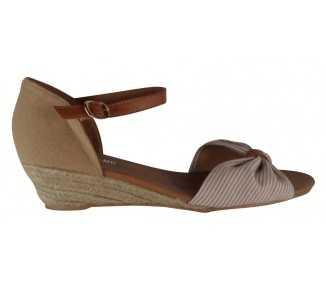chaussures femme beige