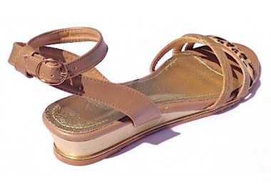 Ze-beauty Sandale compensée Marrakech