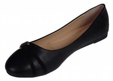 Ballerines noire Alexina