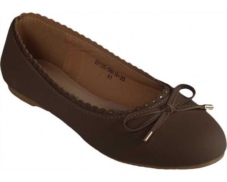 ballerine-kaki-grande-taille
