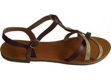 sandale-femme-grande-taille-marron