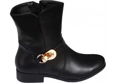 boots femme grandes tailles