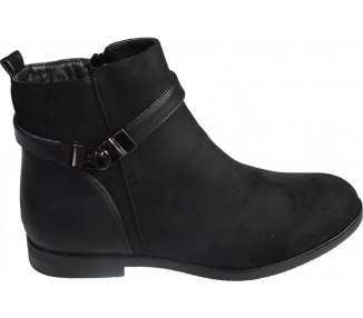 Boots femme grande taille Karen