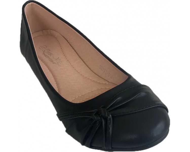 Ballerine noire Ella