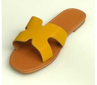 Sandales mules YELLOW