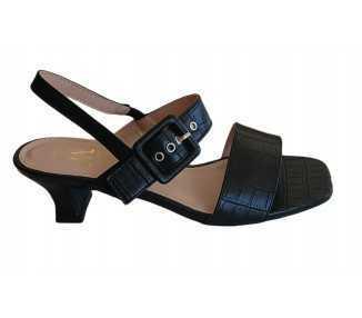 sandale à petit talon grande taille