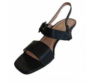 sandales à petit talon grande taille