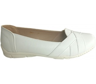Chaussures confort blanc